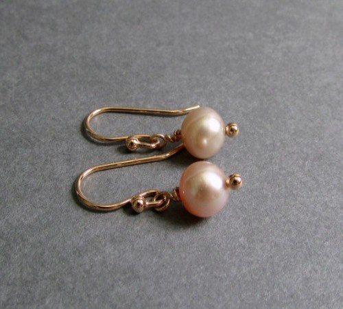 Classic Earrings No. 1