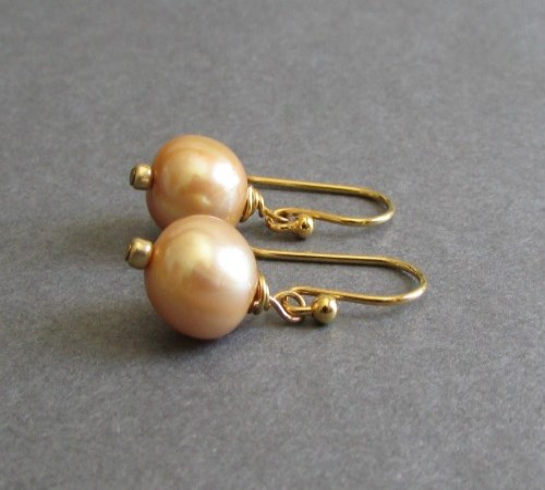 Classic Earrings No. 11