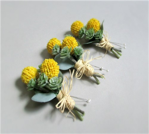 Constant Boutonnieres