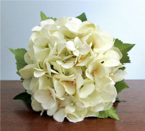 Grace Hydrangea Bouquet + Boutonniere (Choice of Colors)