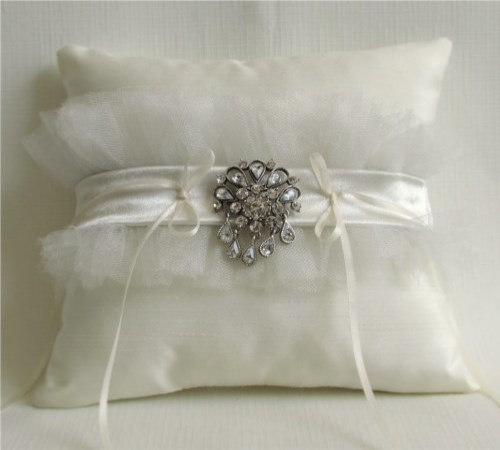 Legacy Ring Bearer Pillow
