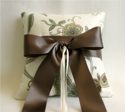Riviera Ring Bearer Pillow