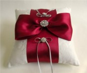 Unite Ring Bearer Pillow